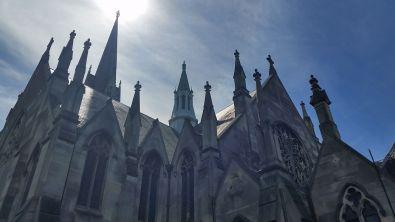 Plenty of spires! The First Church of Otago.