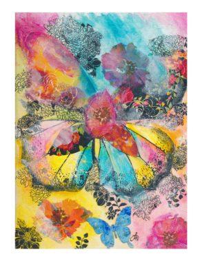 Butterfly Art Print 8 x 10