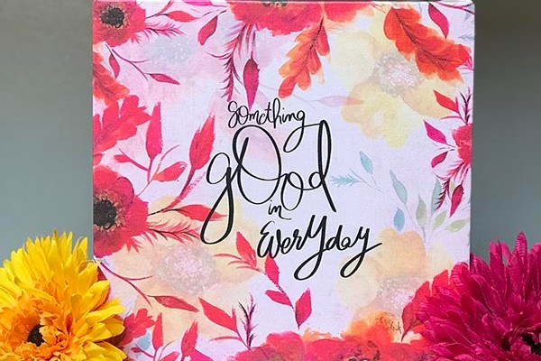 Something Good in Everyday
