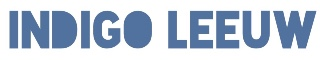 Indigo Leeuw logo
