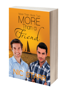 More Than A Friend 3D Cover