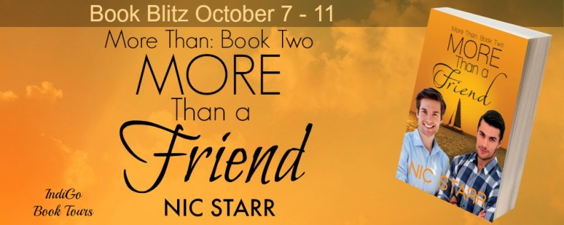 More Than a Friend Banner