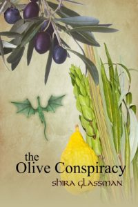 The Olive Conspiracy Cover