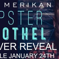 Cover Reveal: Hipster Brothel by K.A. Merikan @KA_Merikan @GoIndiMarketing #MM