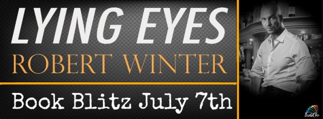 Lying Eyes by Robert Winter Tour cover