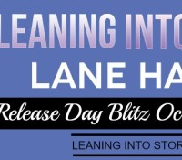 Release Blitz // Leaning into Touch by Lane Hayes