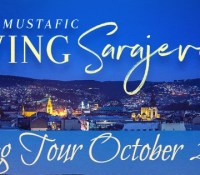 Blog Tour // Loving Sarajevo by CL Mustafic