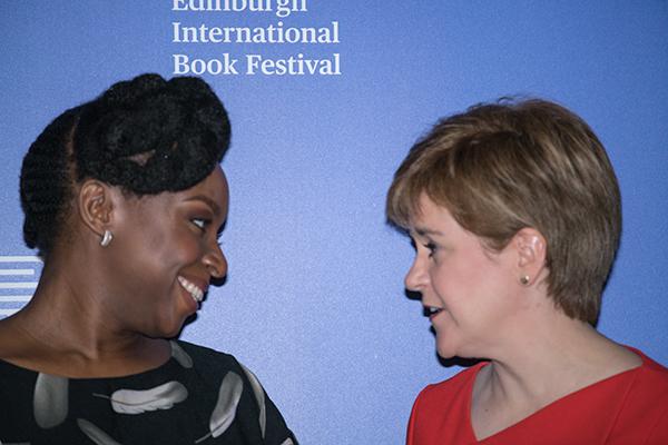 EdBookFest 2017: Chimamanda Ngozi Adichie with Nicola Sturgeon