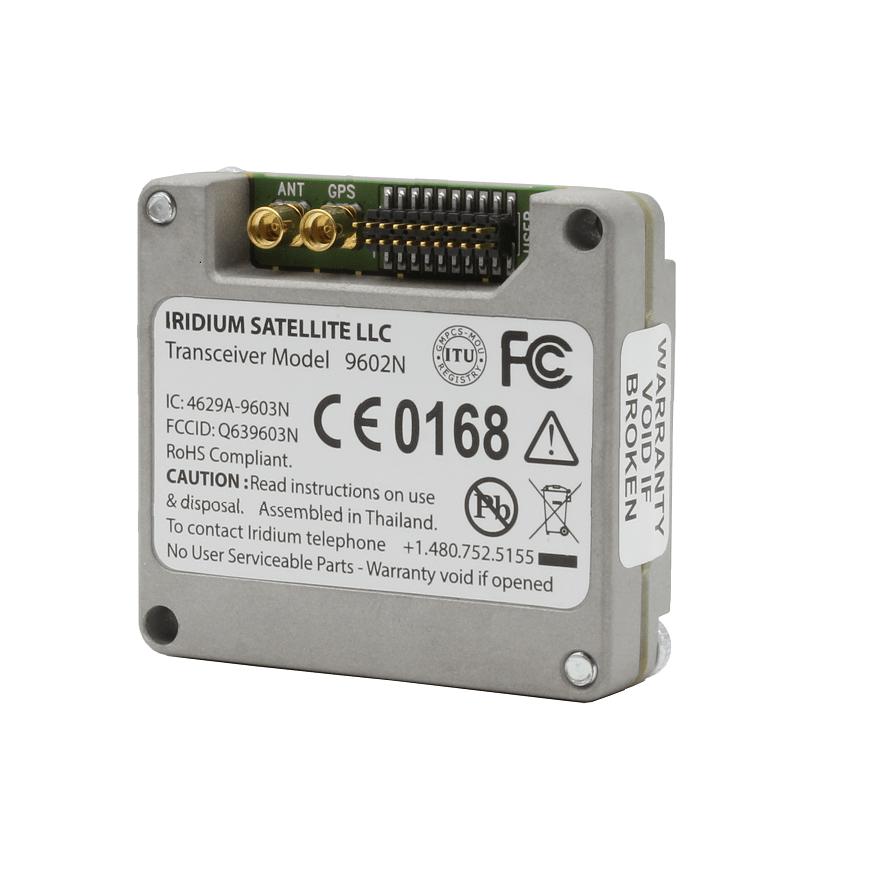 iridium 9602N modem
