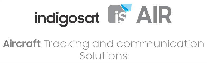 Aircraft tracking and communication solutions by IndigoSat icon
