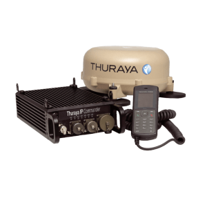 thuraya commander