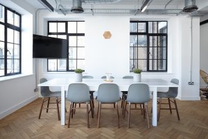chairs, table, contemporary