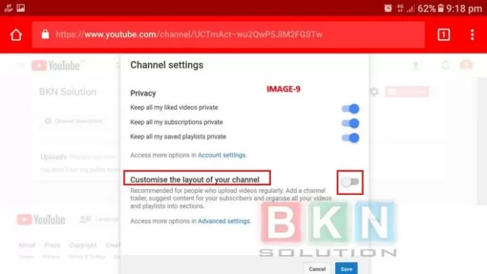 How to Make a YouTube Channel from Android Mobile Phone in Hindi Guide with PIctures?