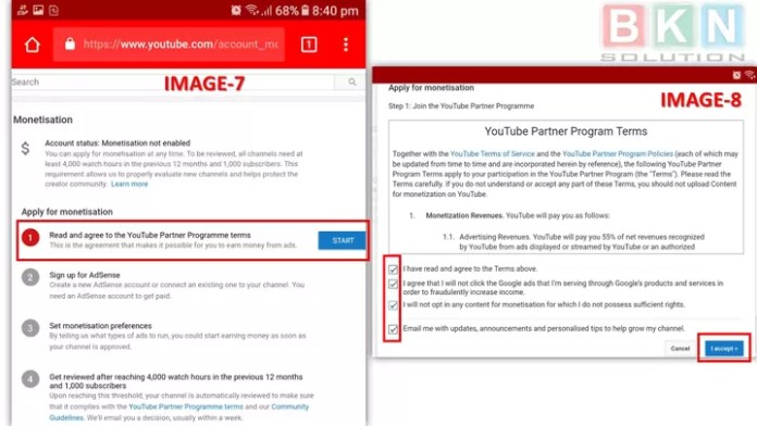 What is youtube monetization requirements in Hindi?