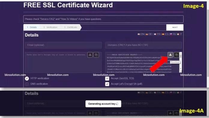 Godaddy ssl certificate for WordPress Blog in Hindi