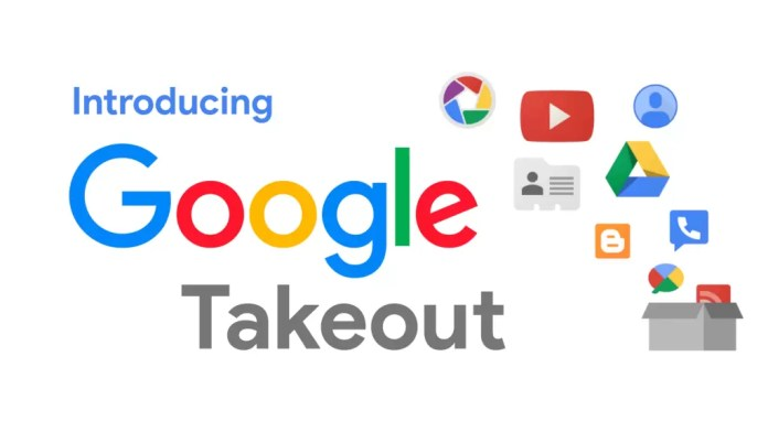 What is Google Takeout Feature in Hindi?