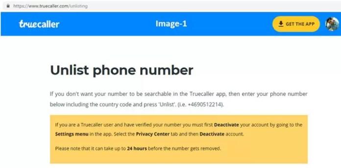 Truecaller se Apna Mobile Number Name kaise Remove Kare?