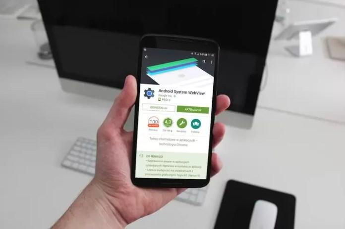 How Android System Webview Works in Mobile? एंड्रॉइड सिस्टम वेबव्यू मोबाइल में कैसे काम करता है?