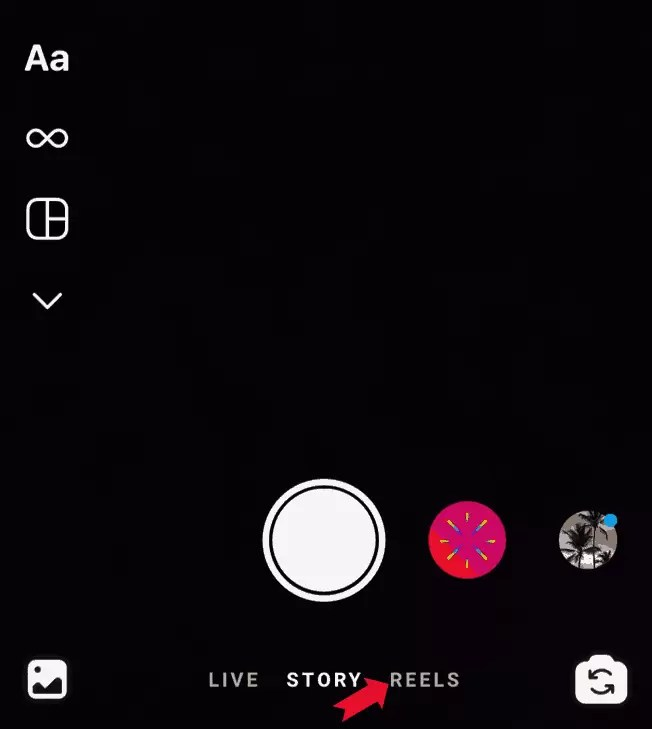 how to see reels on instagram in Hindi?