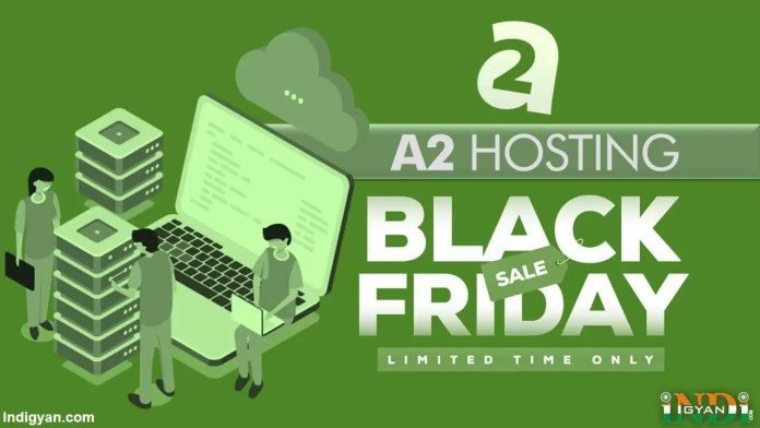 A2 Hosting Black Friday Sale 2020 in Hindi