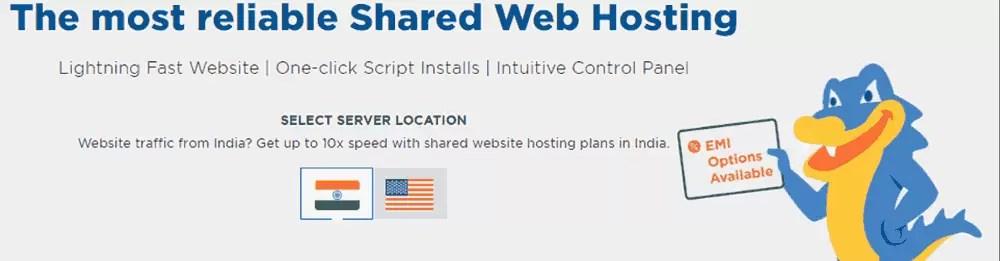 HostGator Server Locations