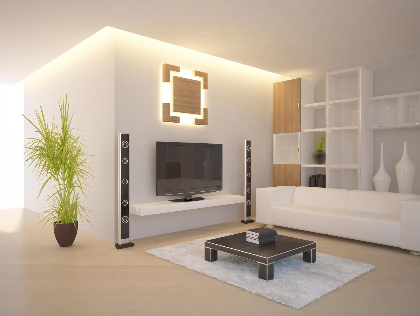 deckenleuchte indirektes licht wohnzimmer – caseconrad