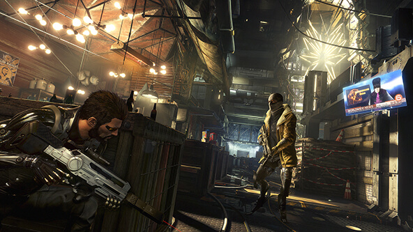 Deus Ex Mankind Divided Yükle