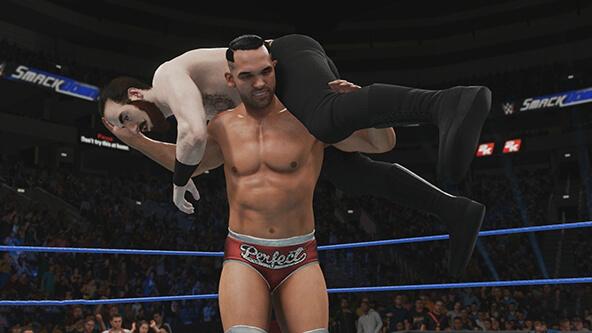 WWE 2K18 Download