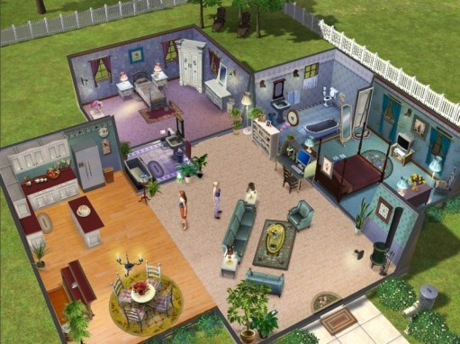 the sims 3 - 1