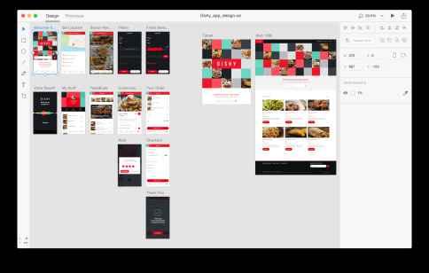 AdobeXD_Design