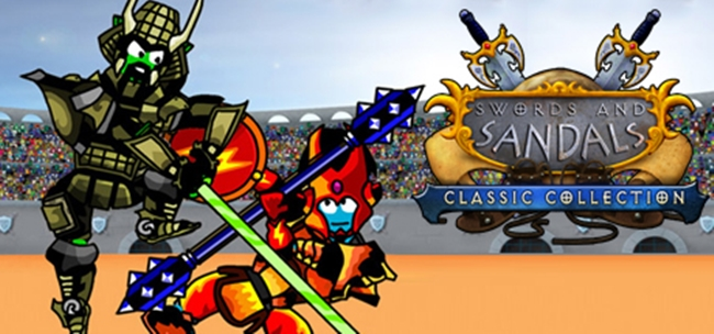 Swords and Sandals Classic Collection Full İndir   PC   Gross Out Update