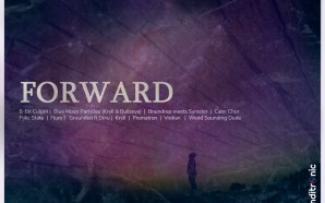Forward – Our First Electronic Music Release