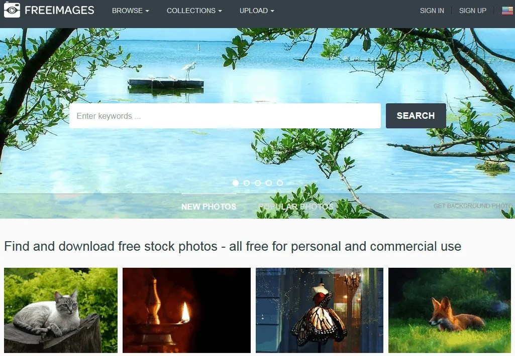 Free Stock Images Source Using The Freeimages Search 1