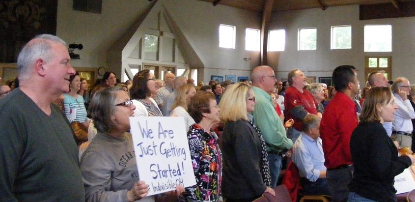 Resisting Trump's Agenda: District 12 Newsletter Available