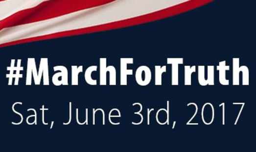 March for Truth on June 3rd
