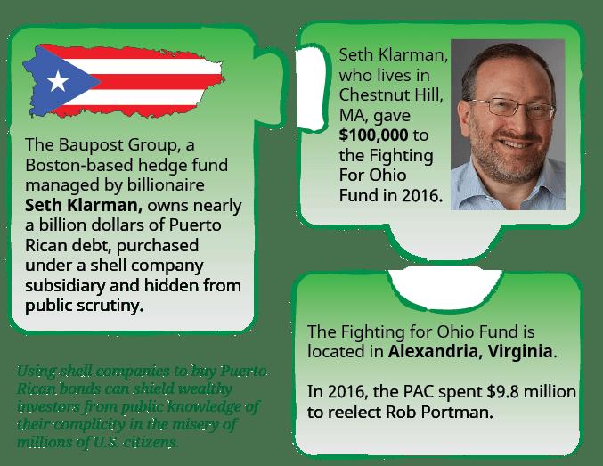 Puerto Rico's Suffering Fuels Rob Portman's Campaign?