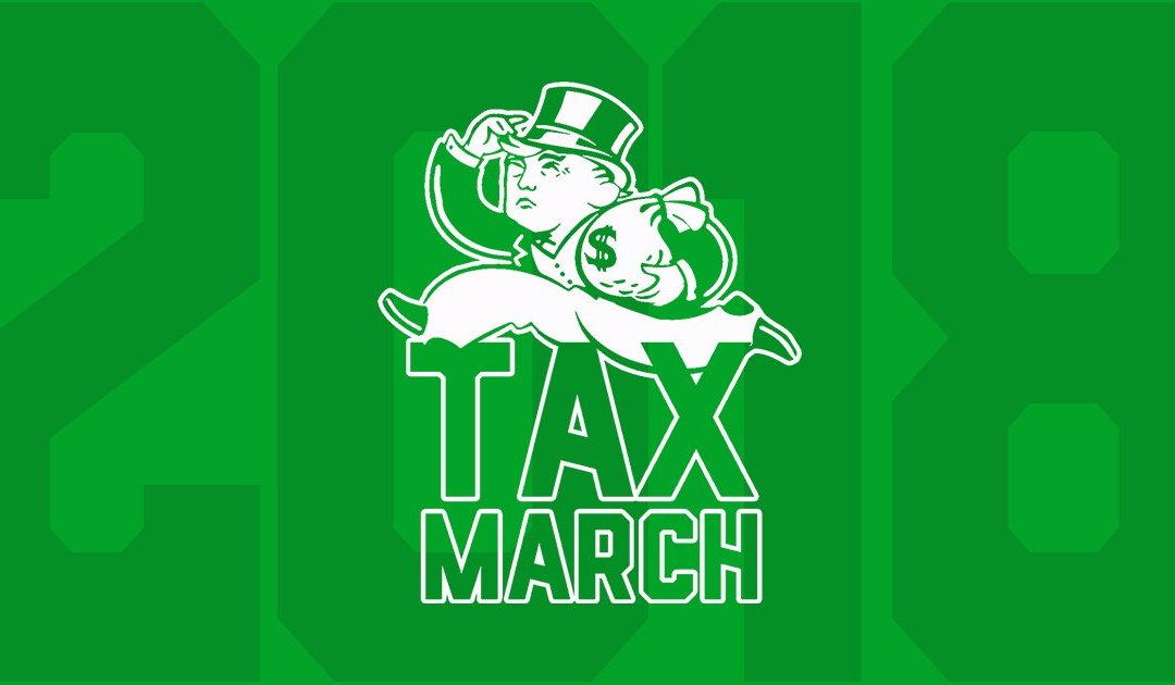 Tax March 2: April 15