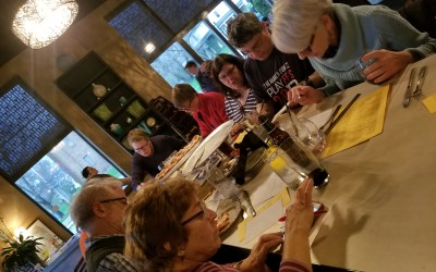 Indivisible OH12 Postcard Party & Happy Hour 5/16