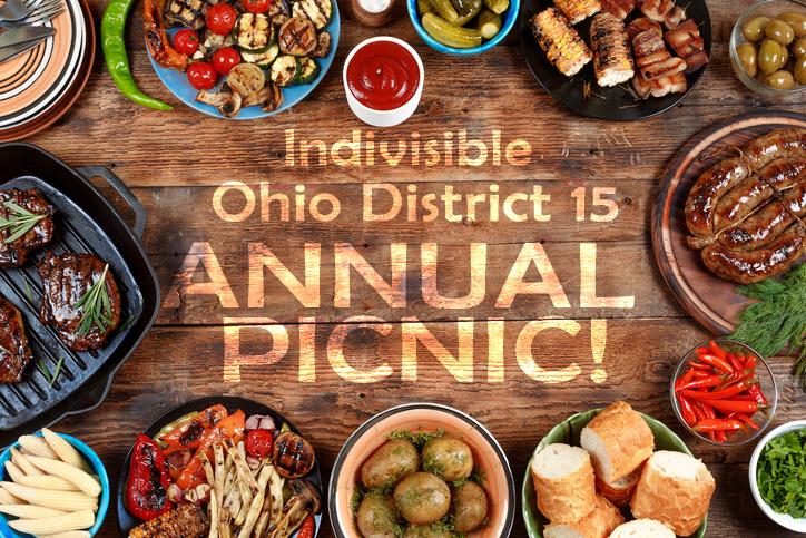 Annual Picnic in District 15