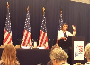 Ultimate Women's Luncheon and Power Issues Conference, Nancy Pelosi
