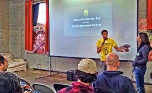AMM, Sunrise Movement guest speaker