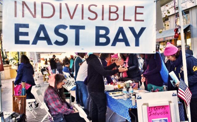 Women's March Oakland, photo by Heidi Rand