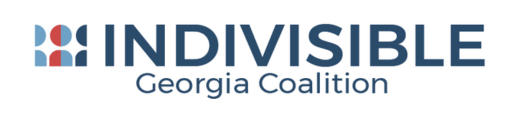 Indivisible Georgia Coalition logo 2L-738x175