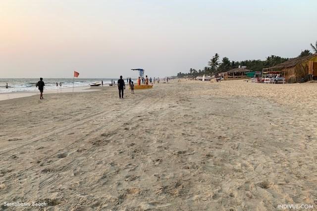 Kaikki Goan rannat 37