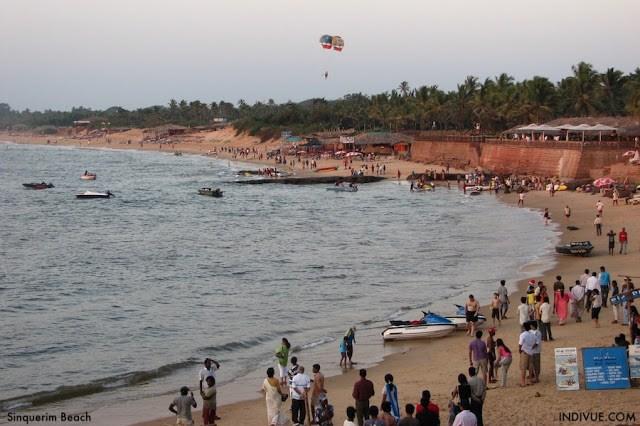 Kaikki Goan rannat 17