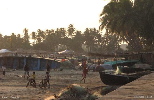 Kaikki Goan rannat 19