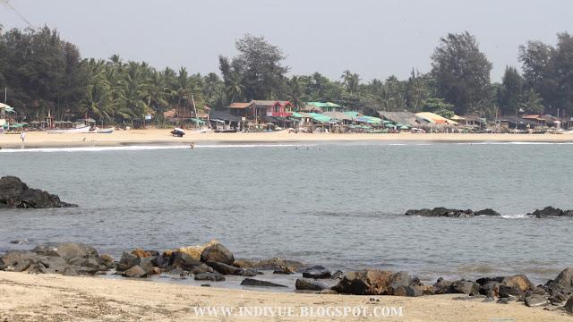 Kaikki Goan rannat 51