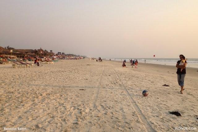 Kaikki Goan rannat 38