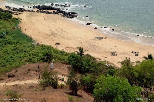 Kaikki Goan rannat 25