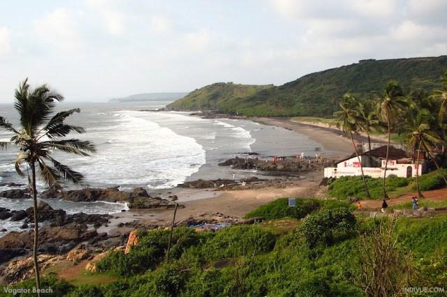 Kaikki Goan rannat 11